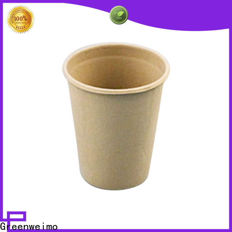 Greenweimo tableware eco cups wholesale factory for water
