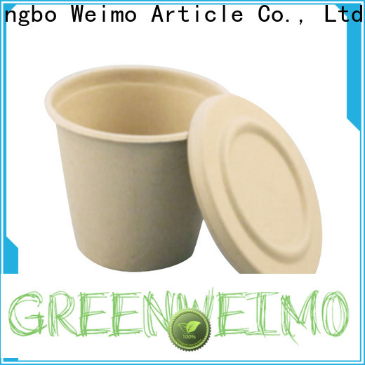 Latest biodegradable plastic bowls lid company for party