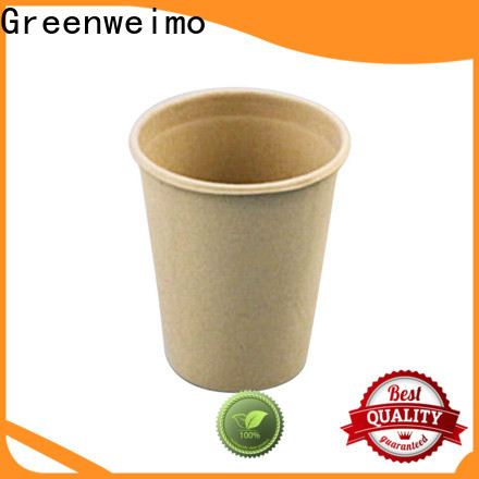 Greenweimo High-quality biodegradable plastic bowls Supply for party