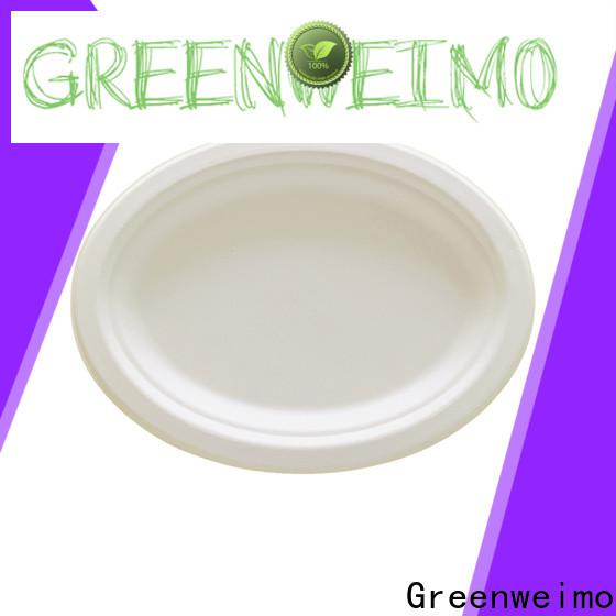 Greenweimo bio biodegradable trays company for hot food