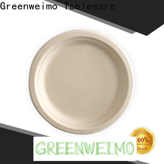 Greenweimo Latest biodegradable trays factory for wet food