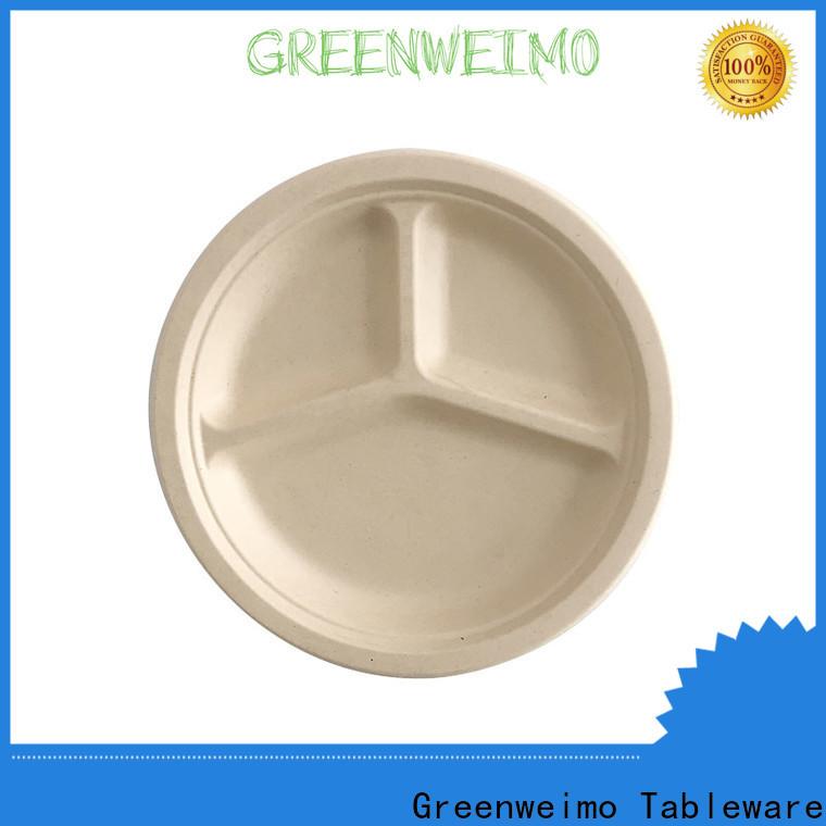 Greenweimo bio eco friendly dinnerware Supply for wet food