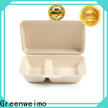 Greenweimo foldable green to go containers company for package