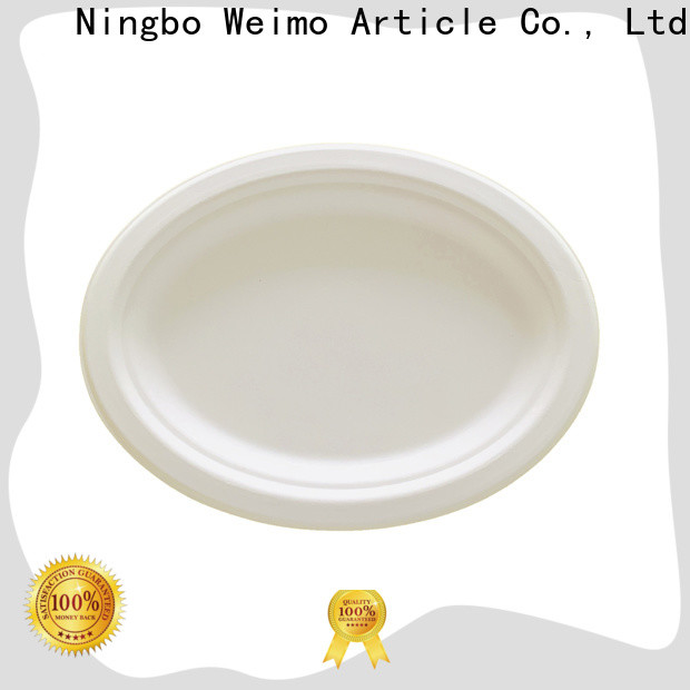 New eco party plates bio Supply for party