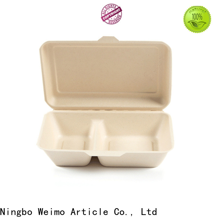 Wholesale green to go containers takeout manufacturers for delivering