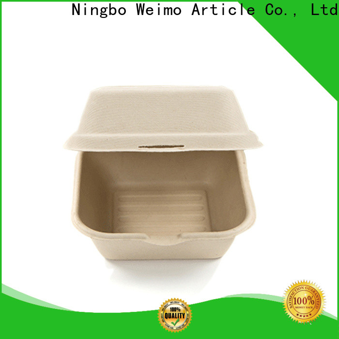 Greenweimo Wholesale biodegradable food containers wholesale factory for delivering