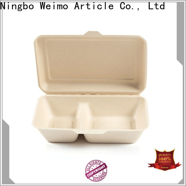 Greenweimo takeaway buy clamshell packaging manufacturers for food