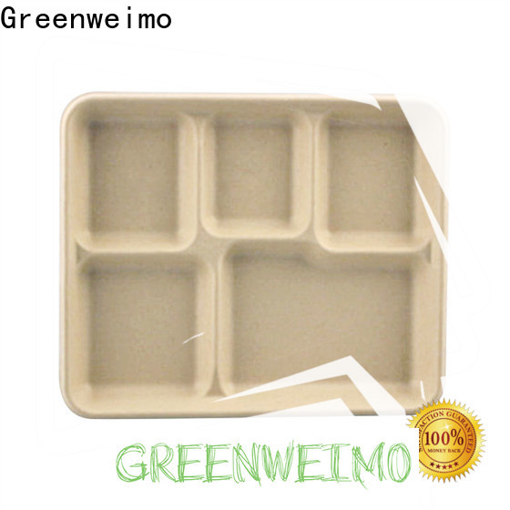Greenweimo inch biodegradable packaging suppliers Suppliers for oily food