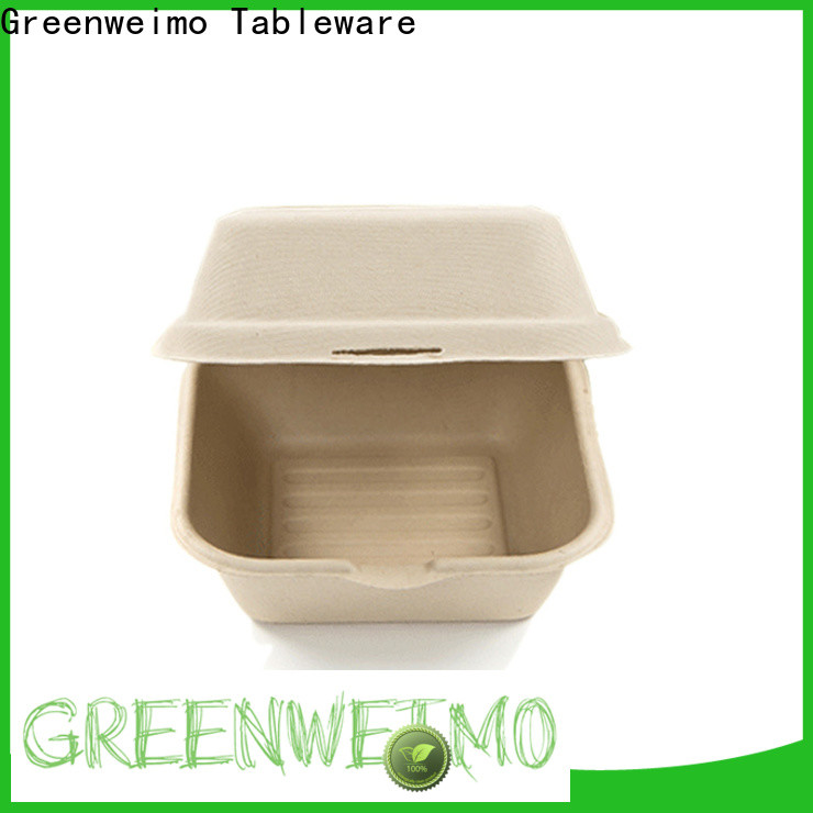 Greenweimo clamshell food grade clamshell packaging for business for food