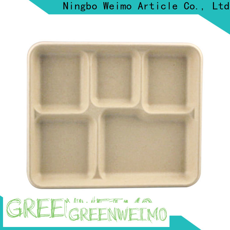 Greenweimo inch paper lunch trays Suppliers for party