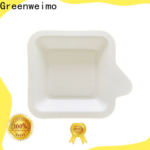 High-quality green tray white Supply for party