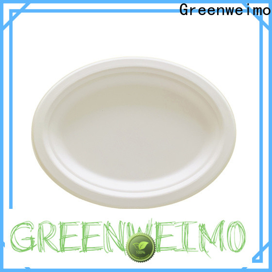 Custom recycled dinnerware disposable Suppliers for party
