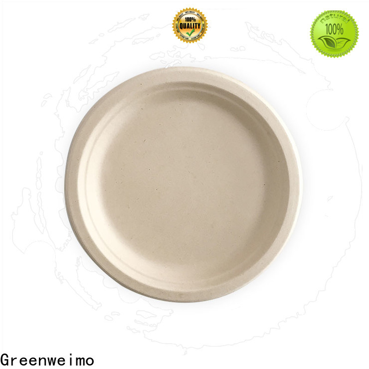 Greenweimo Best environmentally friendly dinnerware manufacturers for oily food