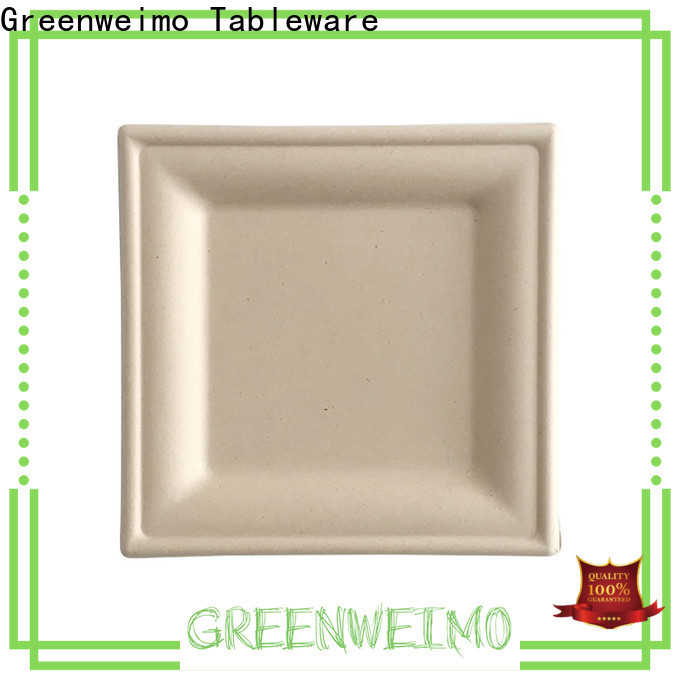 Best eco friendly disposable bowls bagasse Suppliers for wet food
