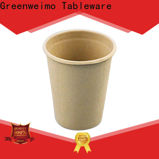 Wholesale eco friendly food packaging tableware factory for drinking