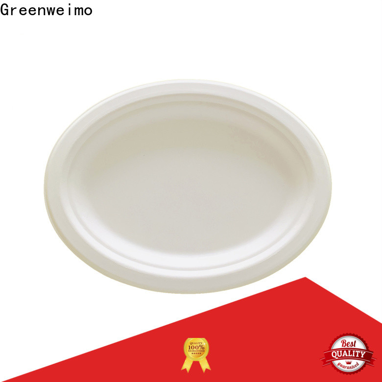 Greenweimo compartment echo dinnerware company for hot food