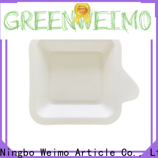 Greenweimo Latest green tray factory for party