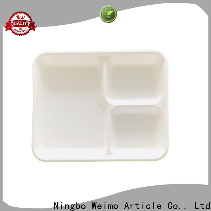Greenweimo biodegradable biodegradable meat trays Suppliers for party