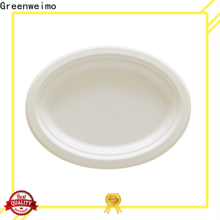 Greenweimo food biodegradable disposable bowls factory for oily food