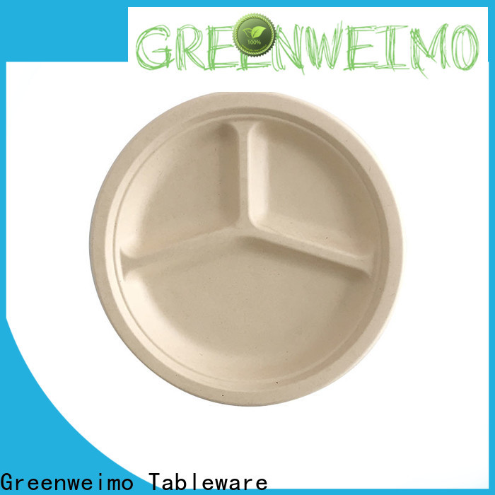 Latest eco friendly dinnerware ellipse for business for party