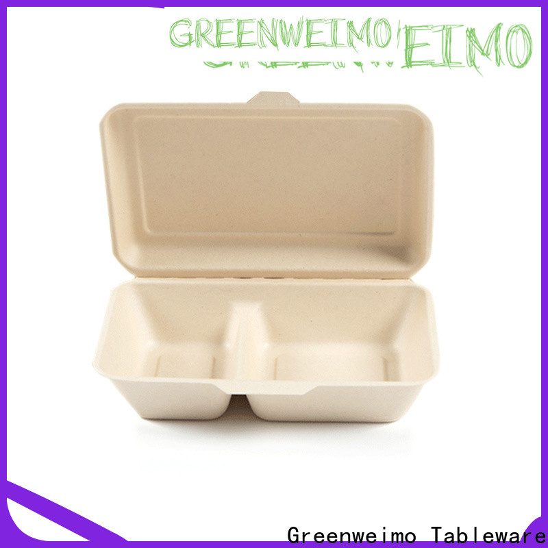 Latest food clamshell packaging boxes Supply for package