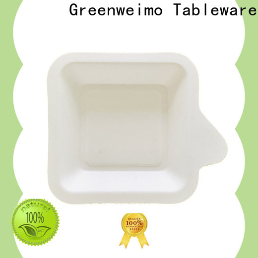 Wholesale paper lunch trays wheat manufacturers for hot food