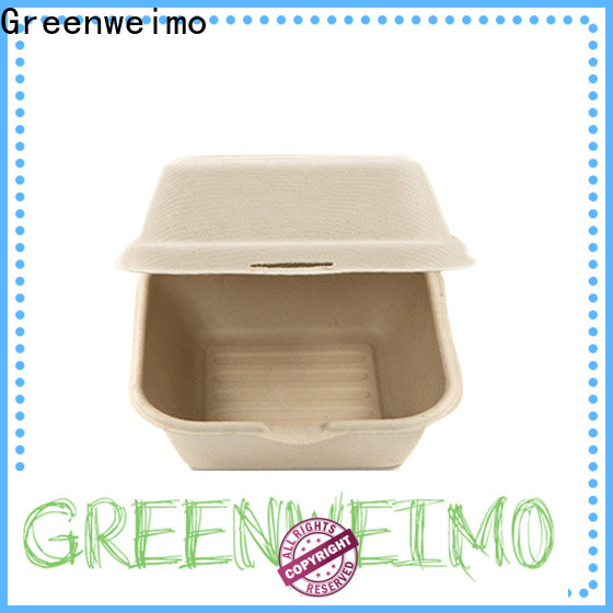 Greenweimo boxes biodegradable food packaging suppliers manufacturers for package