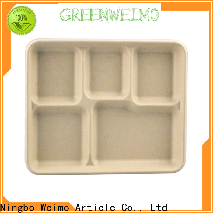 Greenweimo Top food tray company for wet food