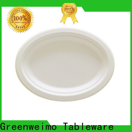 Latest biodegradable soup bowls plate company for oily food
