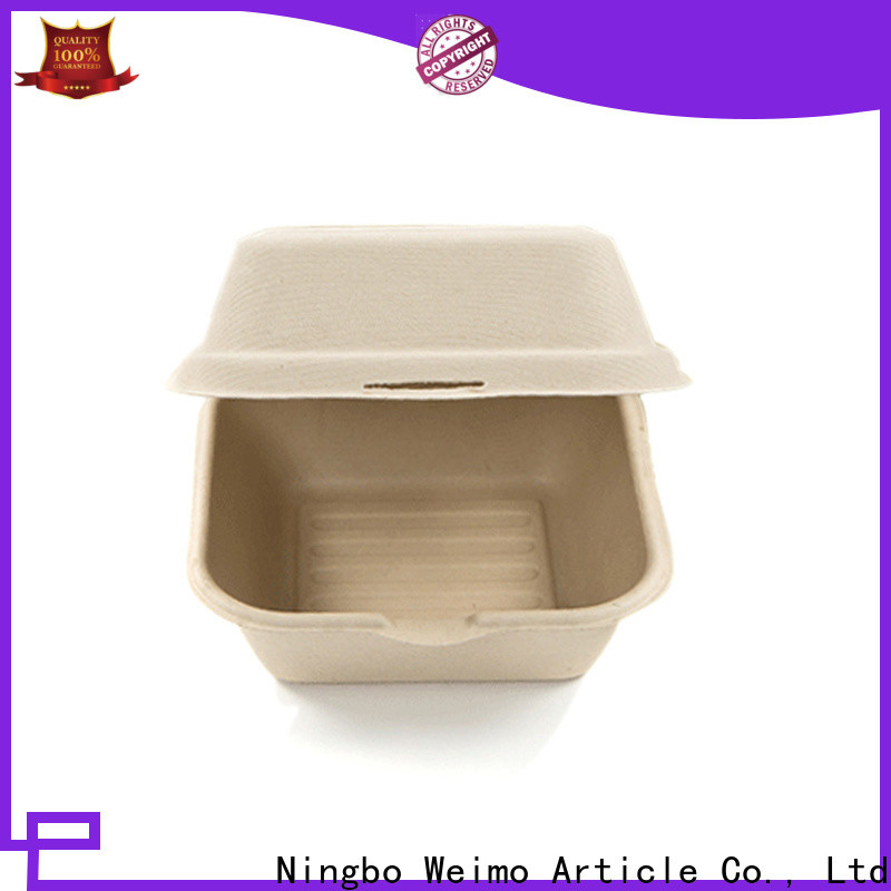 Greenweimo Top eco friendly food packaging factory for package