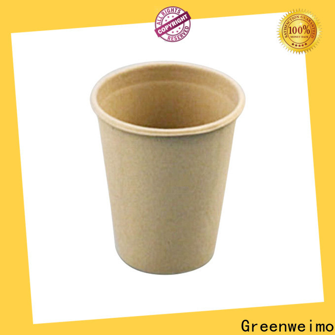 Greenweimo cup recycled paper plates and cups manufacturers for drinking