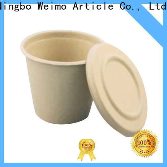 Greenweimo Custom environmentally friendly paper cups for business for drinking
