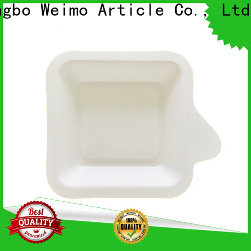 Greenweimo Best eco friendly food trays for business for party