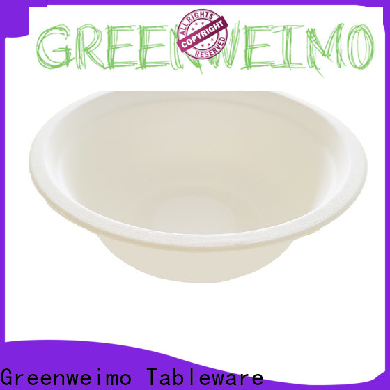 New eco friendly bowls tableware for business for cake