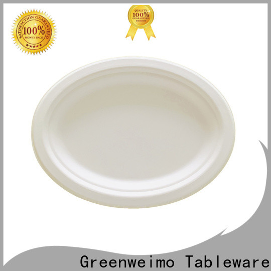 Custom eco friendly disposable cutlery square Supply for wet food
