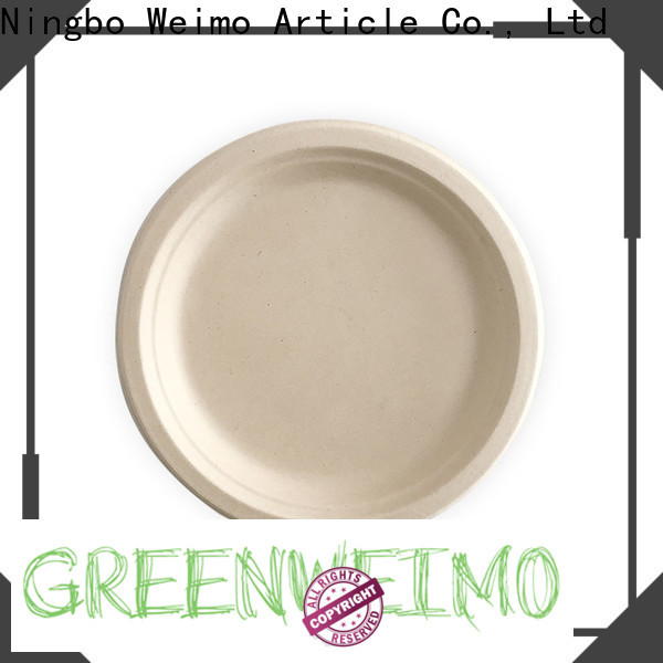 Greenweimo disposables recyclable plates company for party
