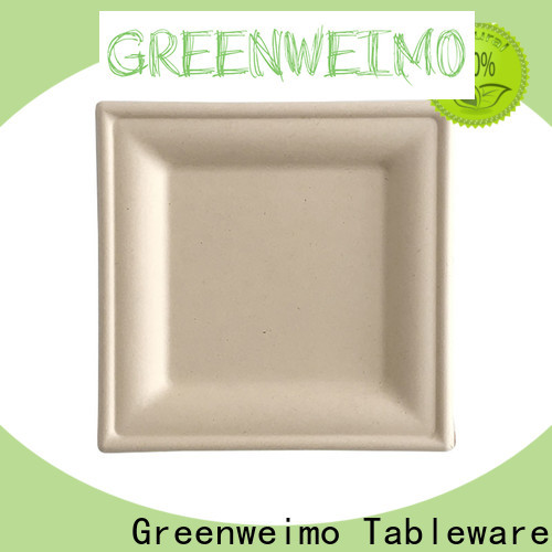 Greenweimo disposable biodegradable soup bowls manufacturers for hot food