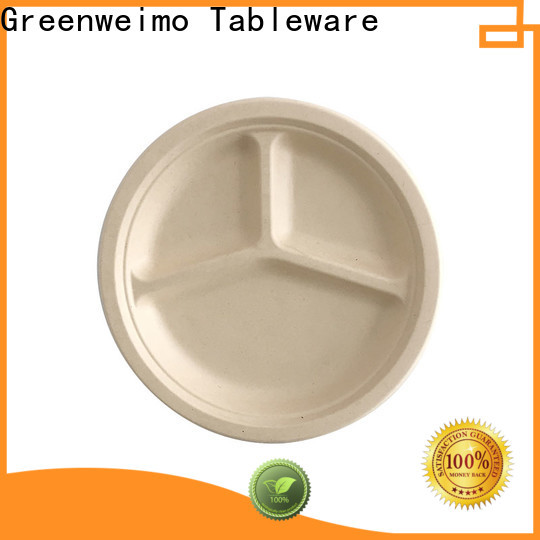 Custom biodegradable disposable bowls three for business for party