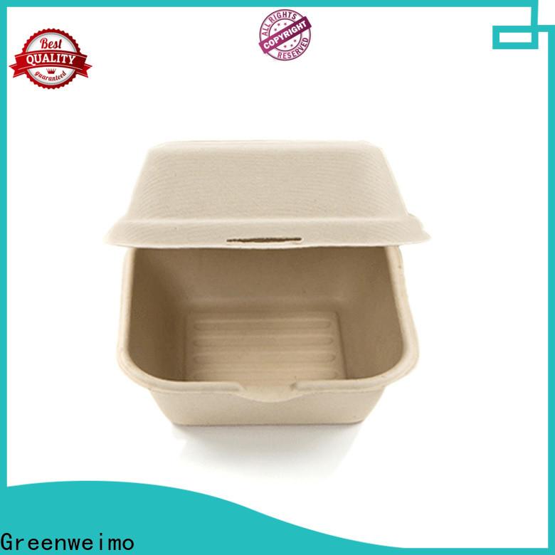 Greenweimo foldable pla biodegradable company for food