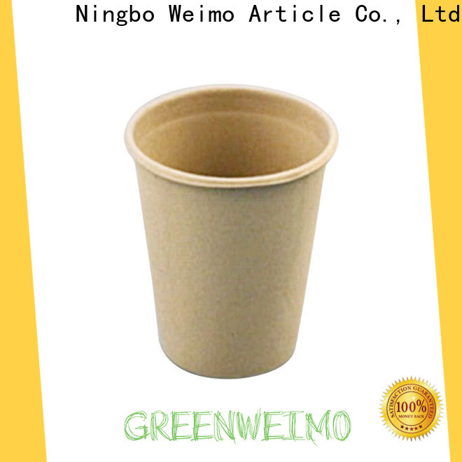 Custom bio cups microwave for business for drinking