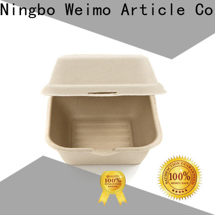 Greenweimo takeout eco friendly food packaging supplies manufacturers for food