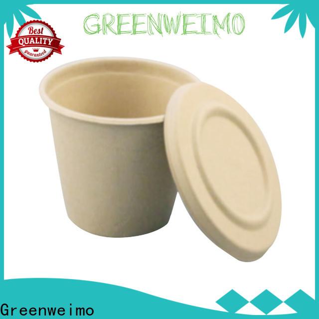 Greenweimo Wholesale bio cups factory for drinking