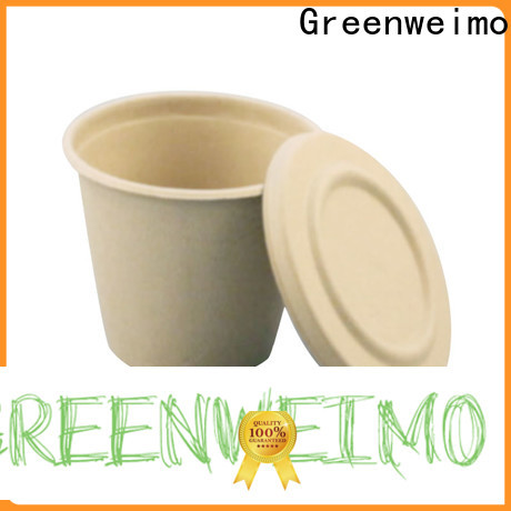 Greenweimo Wholesale biodegradable plates company for party