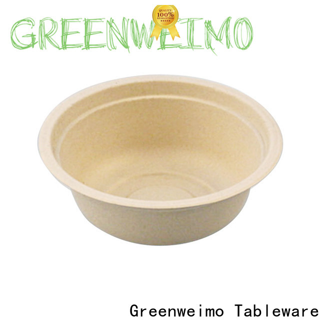 Custom environmentally friendly dinnerware disposable Supply for meal