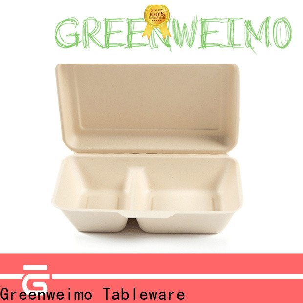 Greenweimo Latest eco food packaging Suppliers for food