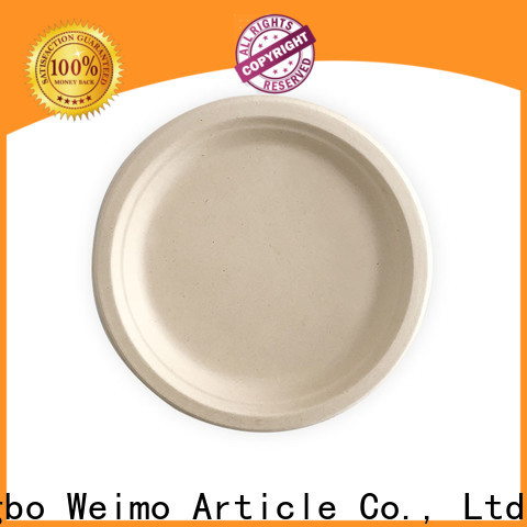 Wholesale green paper plates plate Supply for party