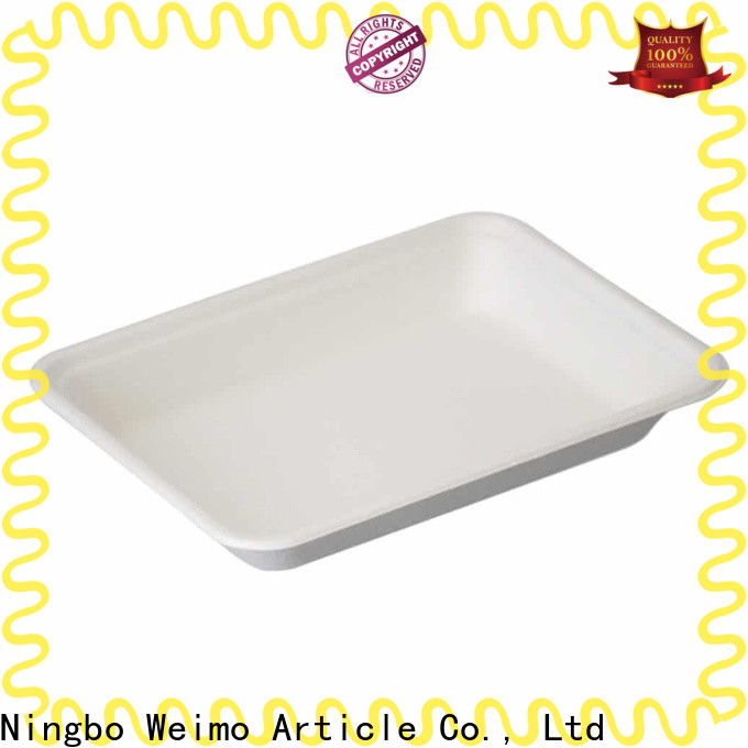 New green tray biodegradable company for hot food