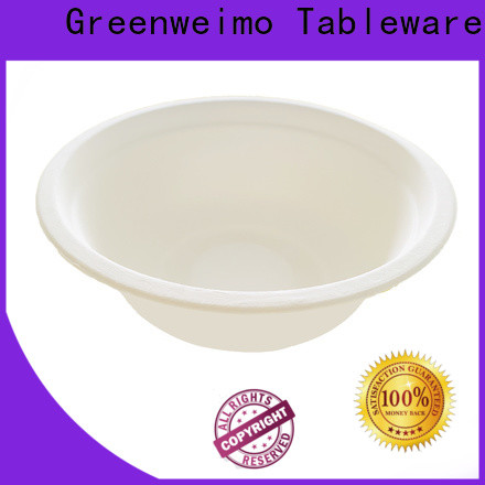 Greenweimo different eco friendly tableware Suppliers for food