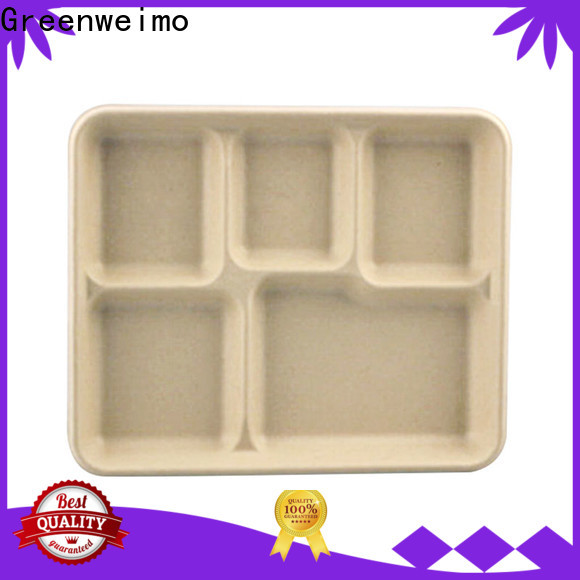 Wholesale food tray white manufacturers for hot food