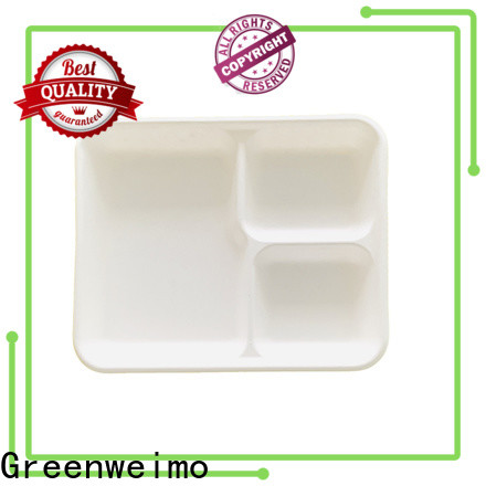 New biodegradable meat packaging trays biodegradable Suppliers for oily food